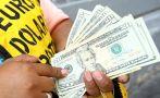 Dólar escaló a S/.3,185, nuevo máximo de más de seis años