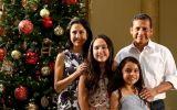 Ollanta Humala saluda a las familias peruanas por la Navidad