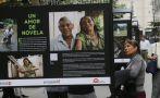 Adulto mayor: Muestra de fotos de Pensión 65 en Pje. Santa Rosa