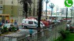 Obras ocasionaron fuga de gas en zona residencial de San Miguel - Noticias de brigida silva