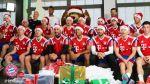 Bayern Múnich: jugadores enviaron saludos por Navidad - Noticias de franck