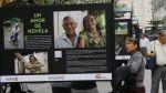 Adulto mayor: Muestra de fotos de Pensión 65 en Pje. Santa Rosa - Noticias de pension 65