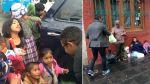 Kalimba llevó comida y regalos a los desamparados por Navidad - Noticias de dulce perú