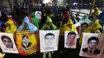 México: Padres de estudiantes protestan ante casa presidencial - Noticias de movimiento jóvenes del pueblo