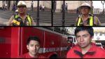Así fue la agitada Navidad de bomberos y policías [VIDEO] - Noticias de cambio de guardia
