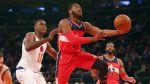 No hay descanso en la NBA: Wizards vencieron hoy a Knicks - Noticias de carmelo anthony