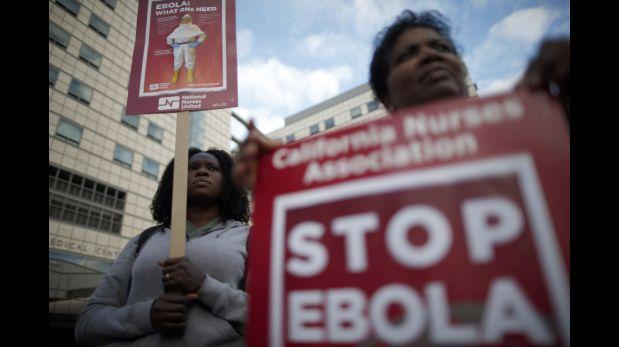 Por todo el mundo se alzó una voz que exigía un mayor eficacia en temas de salud pública. (Foto: Reuters)