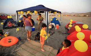 Año Nuevo 2015: Tips para acampar y despedir el 2014