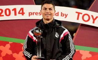 """Cristiano Ronaldo: """"Sería un sueño que 2015 sea como el 2014"""""""