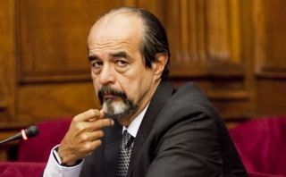 Mulder le pone 05 de nota al gobierno de Ollanta Humala