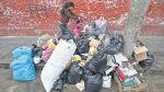 Varios distritos de Lima pasaron Navidad entre montes de basura - Noticias de paul vallejos