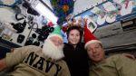 Twitter: así pasaron la Navidad los astronautas en la EEI - Noticias de barry stevens