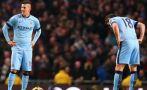 Manchester City igualó 2-2 en Premier League tras ir ganando
