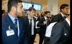 Real Madrid en Dubái: llegaron para último amistoso del año
