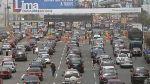 Panamericana Sur cambia de sentido desde hoy en las tardes - Noticias de feriado puente