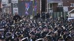 Policías dieron la espalda al alcalde de Nueva York [VIDEO] - Noticias de william bratton