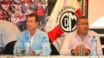Deportivo Municipal: Oscar Vega es nuevo presidente del club - Noticias de elecciones municipales 2014