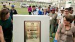 """Parque """"El Migrante"""" fue inaugurado por Villarán pero… - Noticias de anna zucchetti"""