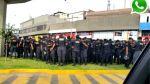 Casa de Humala es custodiada al extremo por marcha de jóvenes - Noticias de fernando castrat