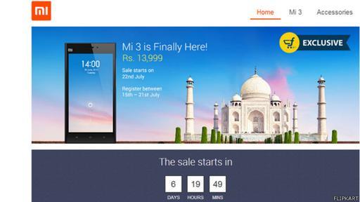 Recientemente Xiaomi entró en India, el segundo mercado del mundo en telefonía móvil.