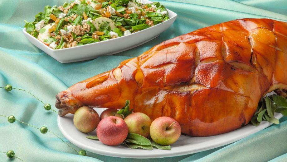 Trece recetas para una fantástica mesa de Año Nuevo