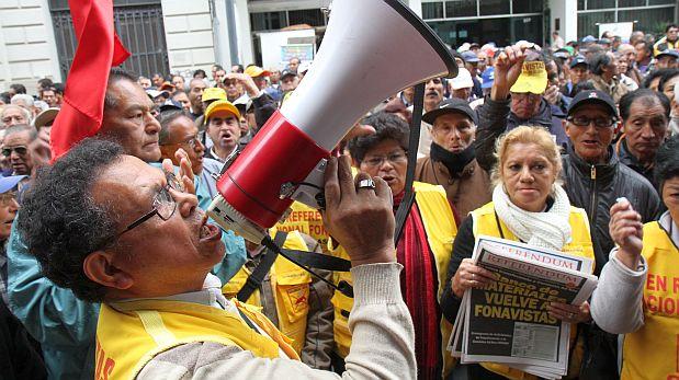 MEF: Devolverán Fonavi el 2015 luego de nueva aclaración del TC