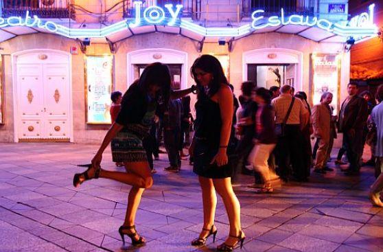 agencia Español baile cerca de Madrid