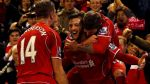Liverpool goleó 4-1 al Swansea por la Premier League - Noticias de luis dyer