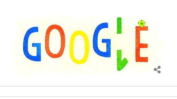 Temas del momento 2014: Google despide el año con este doodle