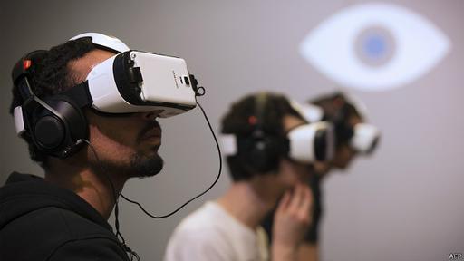 ¿Será 2015 el año de la realidad virtual?