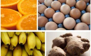 Alimentos que te ayudarán a curar la resaca de Año Nuevo