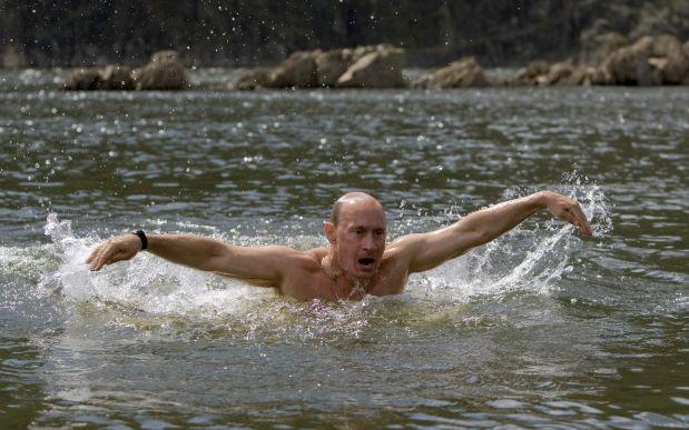Tras 15 años en el poder, se apaga la buena estrella de Putin