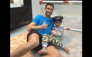 Cristiano Ronaldo y sus deseos por Año Nuevo
