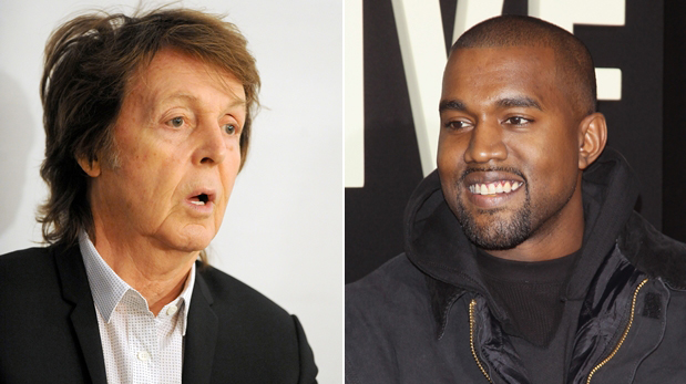 "Kanye West y Paul McCartney se unen en el tema ""Only One"""