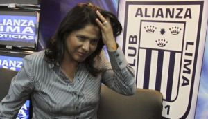 Sunat: Evaluamos la salida de Susana Cuba de Alianza Lima
