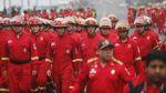 Año Nuevo: 2.500 bomberos atenderán emergencias en Lima - Noticias de accidente tacna