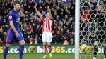Man. United vs Stoke: las postales del primer duelo del 2015 - Noticias de stoke asmir begovic