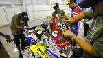 Rally Dakar 2015: así se realizan las verificaciones técnicas - Noticias de eduardo tato heinrich