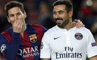 """Ezequiel Lavezzi: """"No me gustaría ser como Lionel Messi"""""""