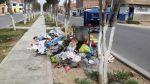 Burgomaestre de Chiclayo prometió erradicar la basura acumulada - Noticias de pueblos jovenes
