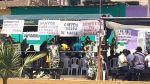 Gritos de impunidad en entierro de candidato baleado en Chepén - Noticias de chepen