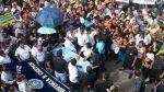 Chepén: deudos de ex candidato bloquearon Panamericana Norte - Noticias de chepen