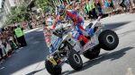 Dakar 2015: partida simbólica se realizó en medio de multitud - Noticias de atacama