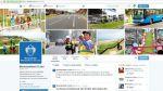 Controversia por manejo de redes sociales del municipio limeño - Noticias de ines elejalde