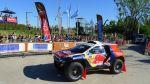 Dakar 2015: Se realizó la partida simbólica - Noticias de joan barreda bort