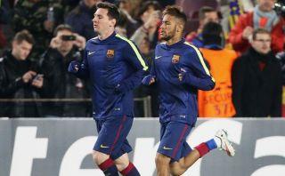 ¿Por qué Messi y Neymar no fueron titulares en derrota de ayer?