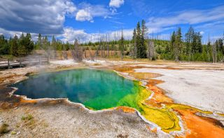Yellowstone, el parque nacional más antiguo del mundo