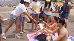 Liga contra el cáncer: campaña gratuita de despistaje en playas - Noticias de dulce perú