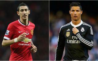 Cristiano: Di María habló sobre rumor de su regreso al United