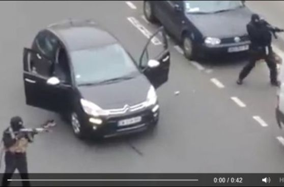Atentado en Francia: miles rinden homenaje a las 12 víctimas